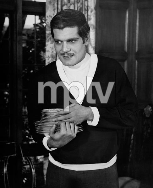 "Omar Sharif in ""Funny Girl""1968 Columbia - Image 0655_0121"