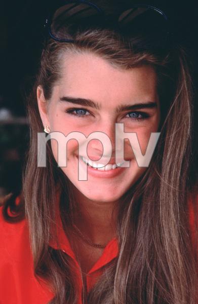 Brooke Shields1979 © 1979 Ulvis Alberts - Image 0656_0015