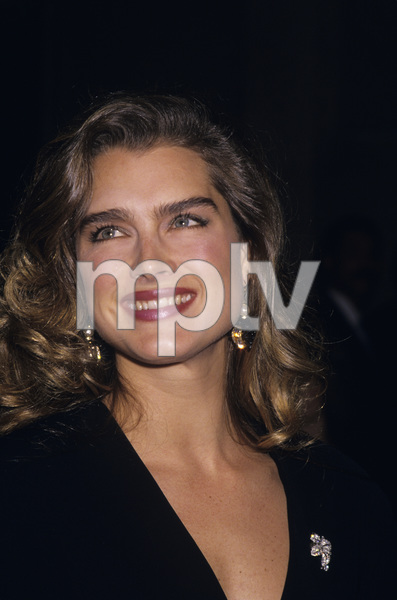 """Brooke Shields at """"The 8th Annual American Cinema Awards""""1991 © 1991 Gary Lewis - Image 0656_0219"""