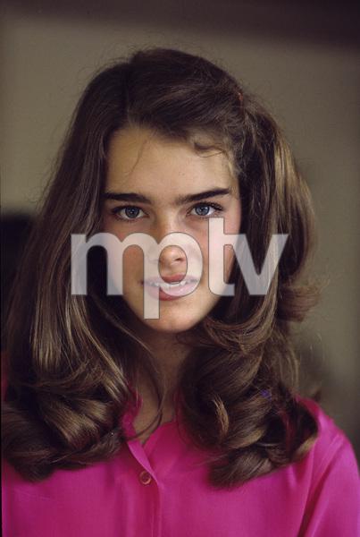 Brooke Shieldscirca 1970s © 1978 Gary Lewis - Image 0656_0222