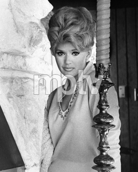 Connie Stevens at home1972© 1978 David Sutton - Image 0658_0027