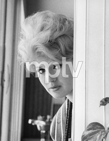 Connie Stevens at home1972© 1978 David Sutton - Image 0658_0028