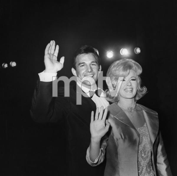 Connie Stevens with James Stacycirca 1960sPhoto by Joe Shere - Image 0658_0135