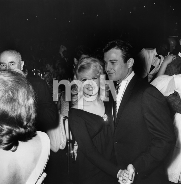 Connie Stevens with James Stacy circa 1960s Photo by Joe Shere - Image 0658_0154