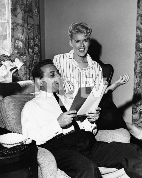 Connie Stevens and her fathercirca 1960sPhoto by Joe Shere - Image 0658_0157