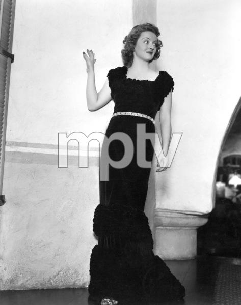 "Bette DavisPhoto for ""Dark Victory"" 1938.Photo by Scotty Welbourne - Image 0701_0023"