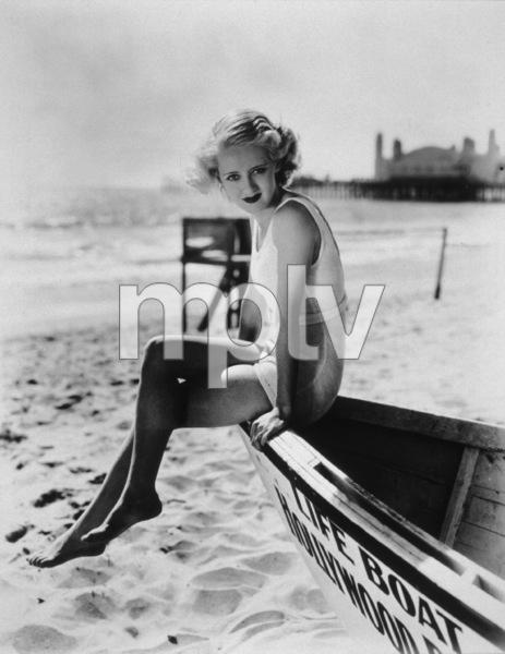 Bette Davis, 1932 - Image 0701_0047