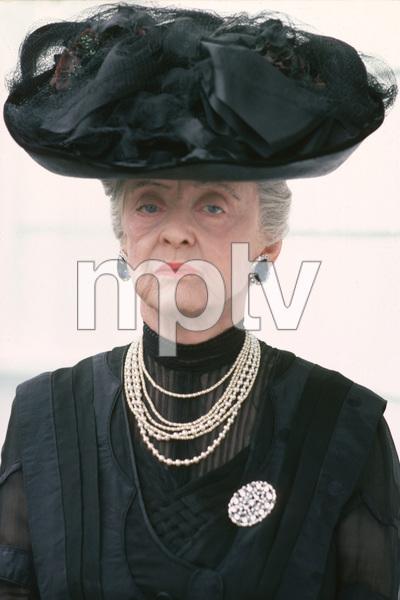 Bette Davis, c. 1982. - Image 0701_0065