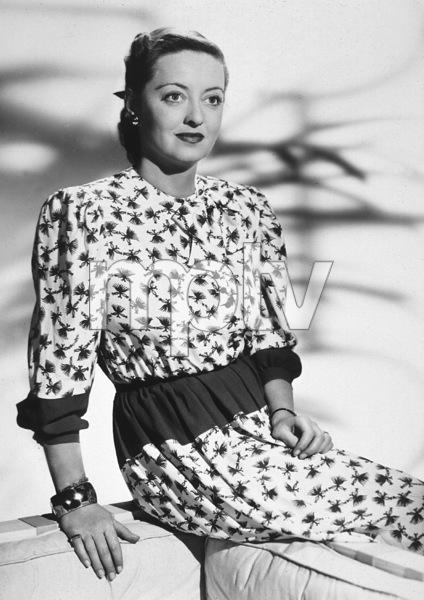 Bette Davis, 1942.Photo by Eugene R. Richee - Image 0701_0070
