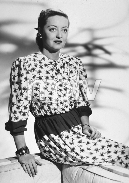 Bette Davis, 1942.Photo by Eugene R. Richee - Image 0701_0070