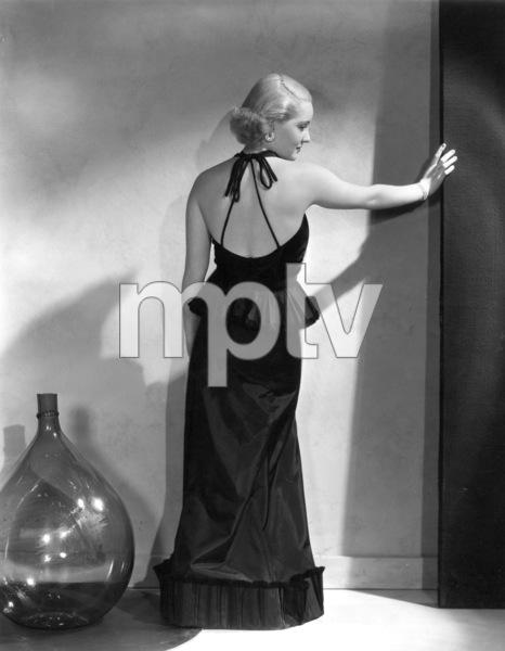 "Bette DavisPublicity Photo for ""Money Man.""c. 1933Photo by Elmer Fryer - Image 0701_0275"