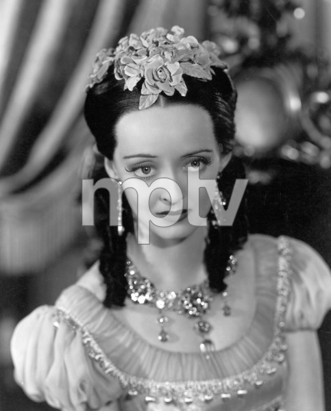 """Juarez"" 1939Bette DavisPhoto by  Elmer Fryer - Image 0701_0283"