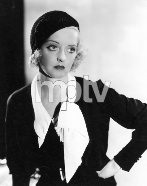 Bette Davis, 1932.Photo by Elmer Fryer - Image 0701_0290