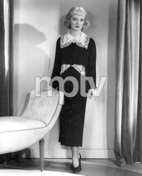 Bette Davis, 1931.Photo by Elmer Fryer - Image 0701_0301