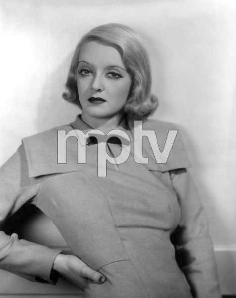 Bette Davis, 1934.Photo by Scott Welbourne - Image 0701_0305
