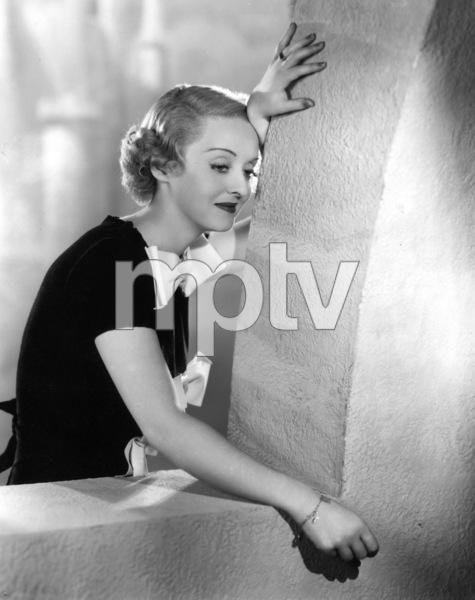 Bette Davis, 1935.Photo by Elmer Fryer - Image 0701_0314