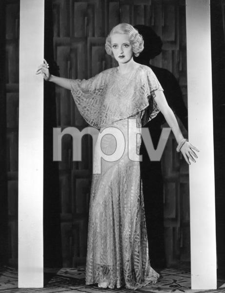 Bette Davis, c. 1932.Photo by Irving Lipman - Image 0701_0315
