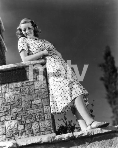 "Bette Davis""Marked Women"" 1937.Photo by Scotty  Welbourne - Image 0701_0319"