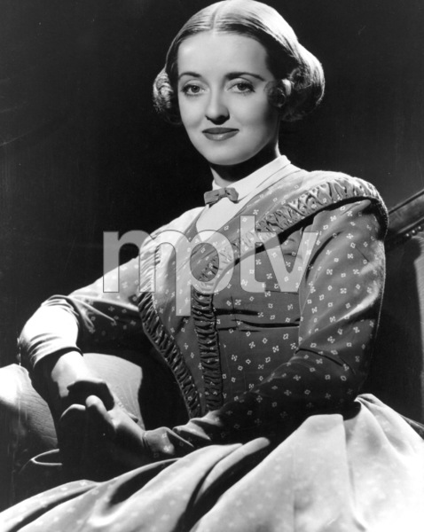 "Bette Davis photo for""All This And Heaven Too"" 1940. - Image 0701_0606"
