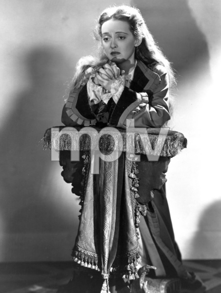"""Bette Davis""""All This And Heaven Too"""" 1940 / WarnerPhoto by Bert Six - Image 0701_0607"""