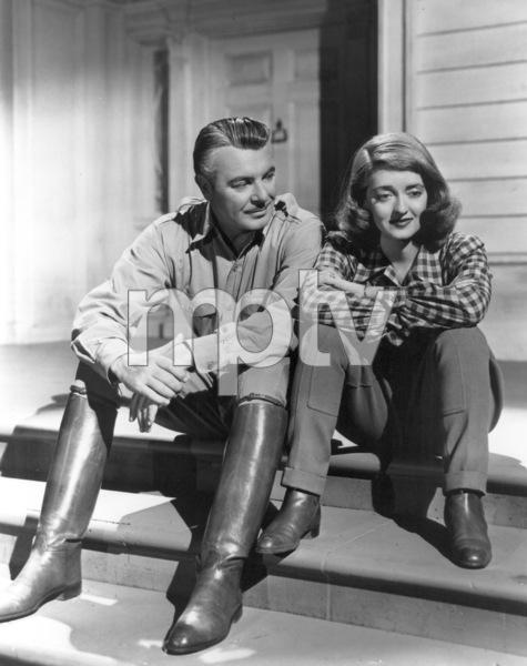 """The Great Lie"" 1941Geore Brent, Bette Davis - Image 0701_0608"