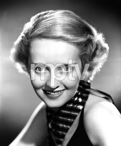 Bette Davis, c. 1934. - Image 0701_0813
