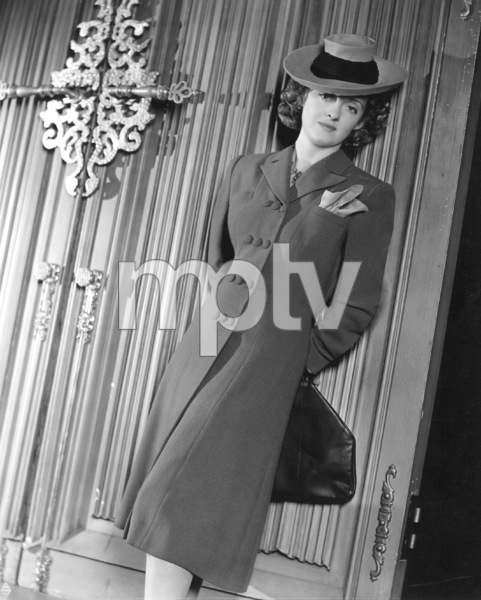 Bette Davis, April 10, 1940. - Image 0701_1017