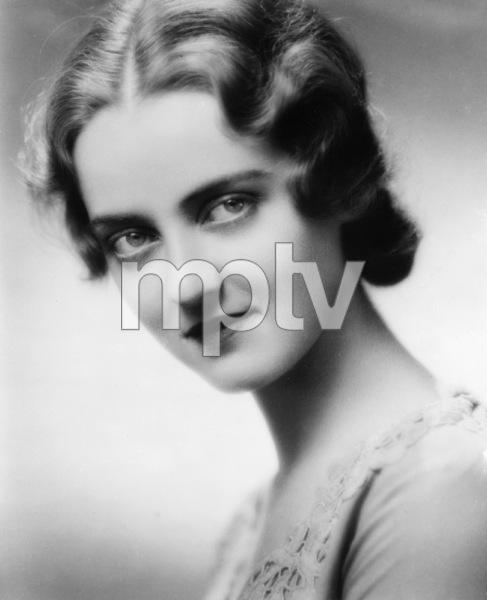 Bette Davis, c. 1930. - Image 0701_1251
