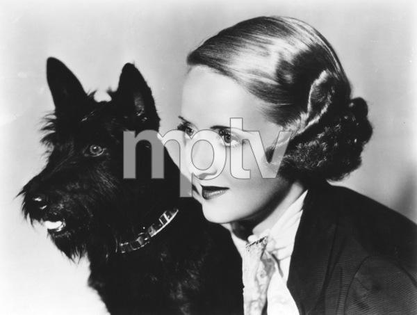 Bette Davis, 1937. - Image 0701_1283