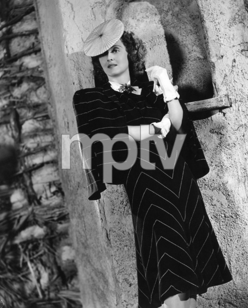 Bette Davis, 1940Photo by Scotty Welbourne - Image 0701_1296