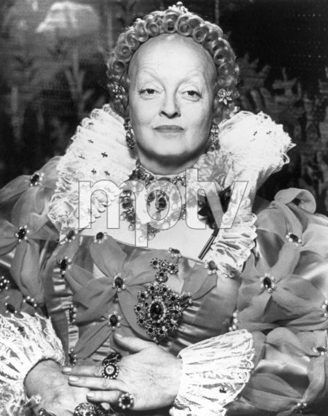 """Bette Davis photo for""""The Private Lives Of  Elizabeth And Essex,"""" 1939. - Image 0701_1300"""