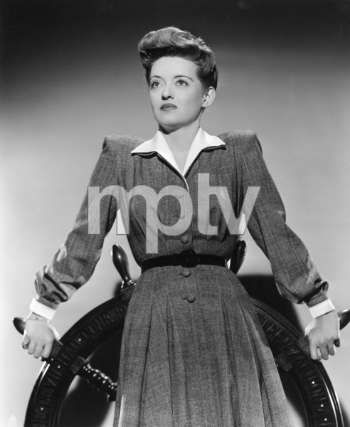 """Bette DavisPublicity photo for """"Now Voyager,"""" 1942.Photo by Bert Six - Image 0701_1329"""