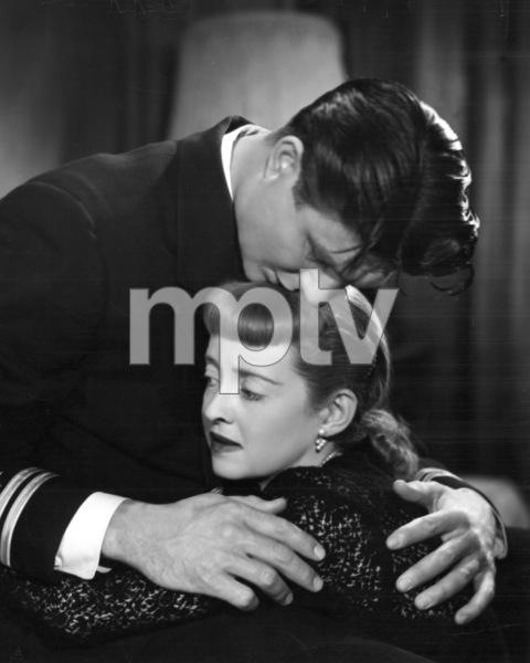 "Bette Davis, James Davisin ""Winter Meeting,"" 1948.Photo by Morgan - Image 0701_1347"