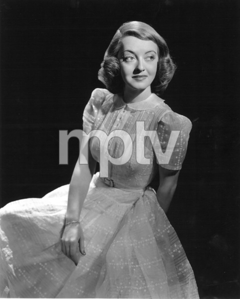 "Bette DavisWardrobe Test for ""The Great Lie"" 1941.Photo by Bert Six - Image 0701_2004"