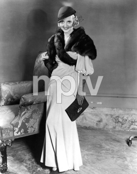 """Bette Davis """"The Rich Are Always With Us""""1932 / WarnerPhoto by John Ellis - Image 0701_2138"""