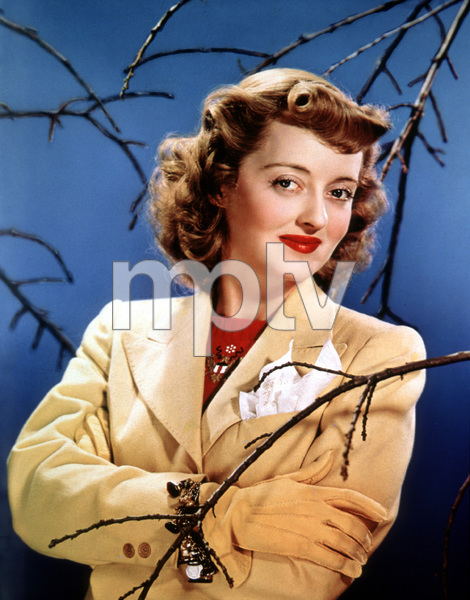 Bette Davis, c. 1942. © 1978 Paul Hesse - Image 0701_2150