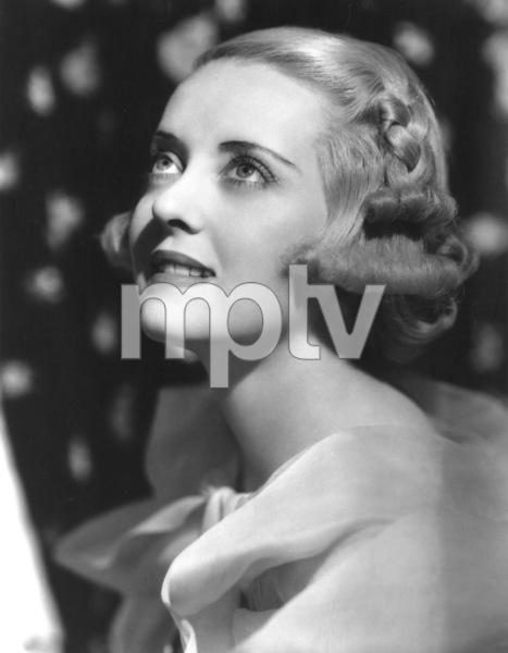 Bette Davis, cc. 1934.**R.C. - Image 0701_2183