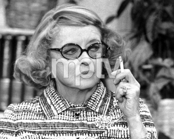 Bette Davis, c. 1979.Photo by Gabi Rona - Image 0701_2211