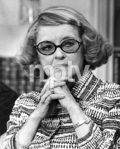 Bette Davis, c. 1979Photo by Gabi Rona - Image 0701_2212