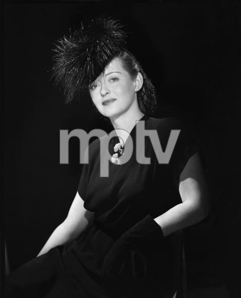 Bette Davis circa late 1930s** I.V. - Image 0701_2266