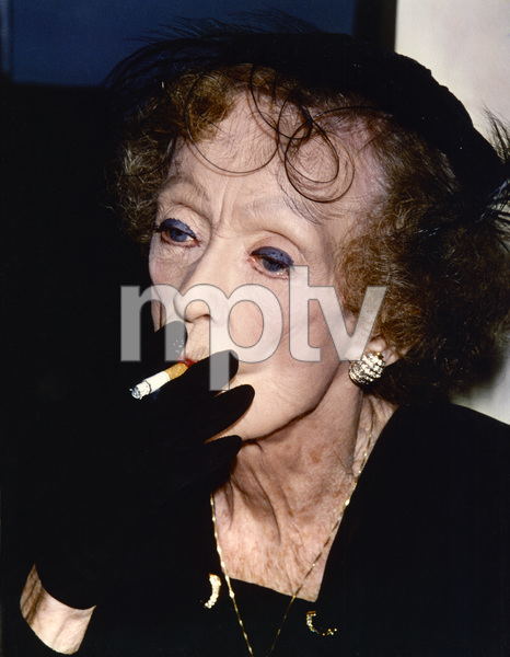 Bette Daviscirca 1980s© 1980 Gary Lewis - Image 0701_2271