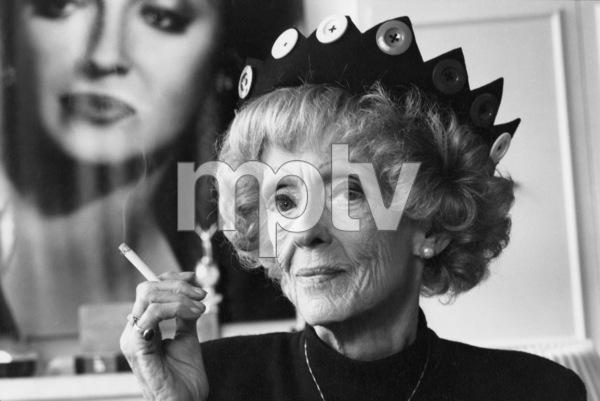 Bette Davis circa 1989** B.D.M. - Image 0701_2280