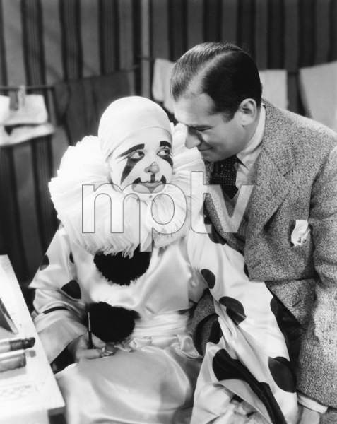 """Clara Bow with Dir. Lother Mendes""""Dangerous Curves""""Paramount 1929**I.V. - Image 0704_0416"""