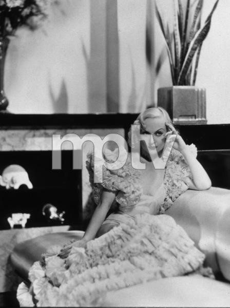Carole Lombard, c. 1936. - Image 0705_0029