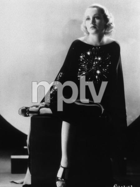 Carole Lombard, c. 1936. - Image 0705_0034
