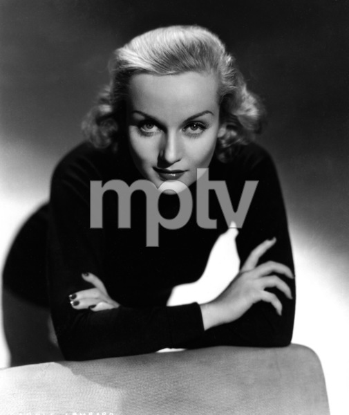 Carole Lombard, c.1938.**I.V. - Image 0705_0501