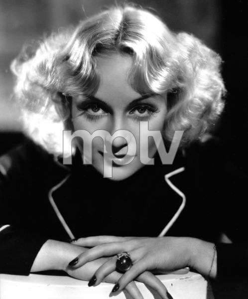 Carole Lombard, c. 1938. - Image 0705_0509