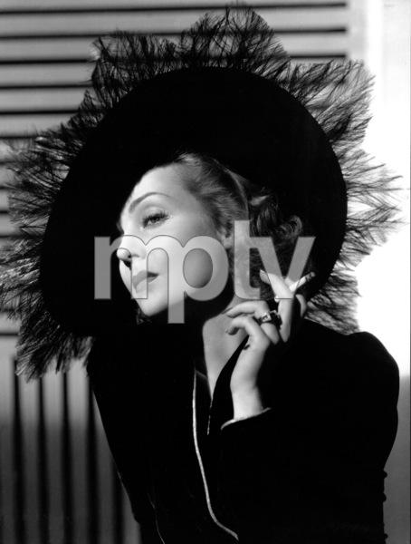 Carole Lombard, c. 1938. - Image 0705_0532