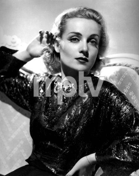 Carole Lombard, c. 1938. - Image 0705_0534