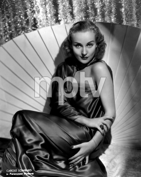 Carole Lombard circa 1938 ** I.V. - Image 0705_2207